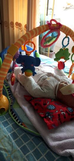 费雪(Fisher Price) 早教益智玩具 婴儿玩具 儿童玩具 0-1岁 欢乐成长之脚踏钢琴健身器W2621 晒单图