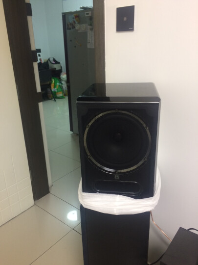 索威(SV)S880MKII 2.0声道 迷你音响 专业无源监听音响  HIFI书架箱(黑色) 晒单图