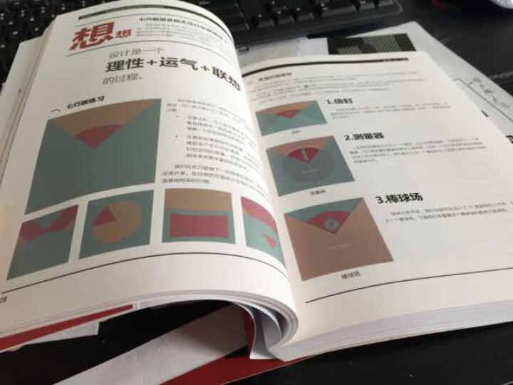 形式感+ 网页视觉设计创意拓展与快速表现 计算机与互联网 书籍 晒单图