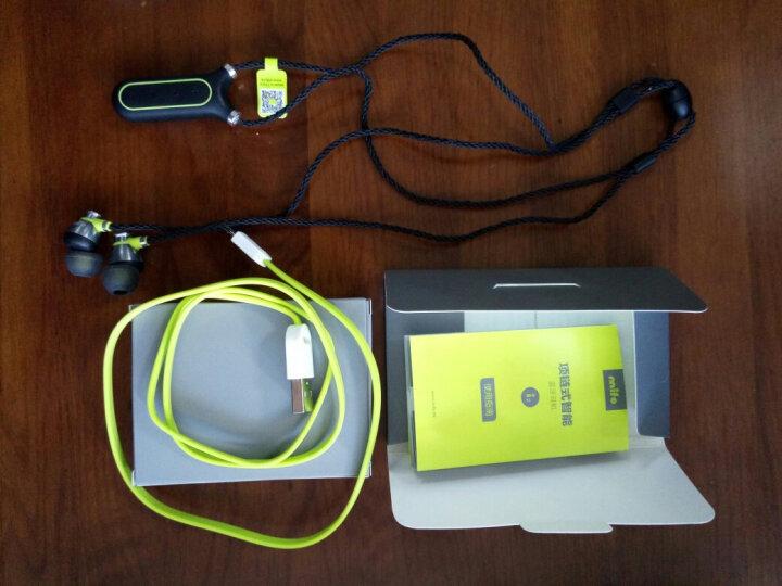 魔浪(morul) i2蓝牙耳机运动无线跑步防水4.2迷你MP3播放器8G内存手机录音笔 升级版8G 晒单图