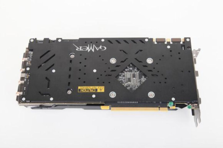影驰(Galaxy)GeForce GTX 1070 GAMER 1620(1822)MHz/8GHz 8G/256Bit D5 PCI-E 游戏显卡 晒单图