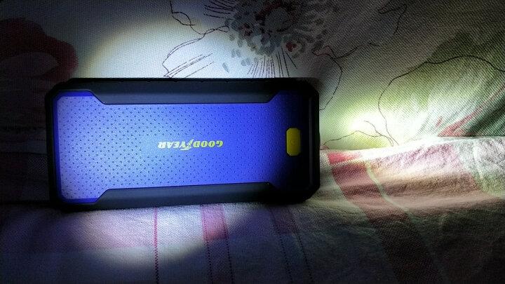 固特异(Goodyear)汽车应急启动电源12V车载电瓶搭电宝备用打火充电宝多功能移动电源4.0L 多功能应急启动电源 GY-2594 晒单图