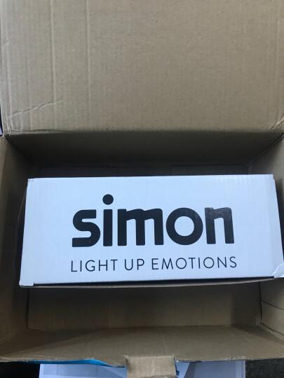西蒙(SIMON) 低压空开电器空气开关1P+N组合16A~32A可选66系列空开型过载短路 1P+N20A空开 晒单图