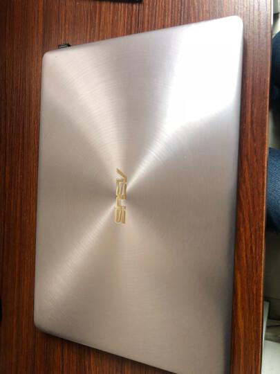 华硕(ASUS) 金属超极本RX310/410轻薄便携商务办公超薄学生游戏手提笔记本电脑 旗舰店品质 石英灰【金属超级本】 13.3英寸/I5/4G/128G/2G独显 晒单图