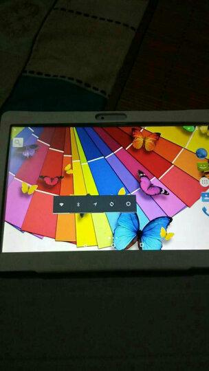 韩众(HANZHONG) 指纹解锁平板电脑10.1英寸八核4G全网通手机电信WIFI安卓智能 皓月银(64GB)送15大豪礼+终身保修+三年换新 移动联通版 晒单图