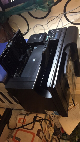 惠普(HP)M1216nfh 多功能四合一黑白激光一体机 (打印 复印 扫描 传真)升级型号132fw 晒单图