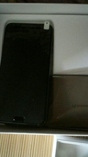 金立S10 暗夜黑 6GB+64GB版 移动联通电信4G手机 双卡双待 晒单图