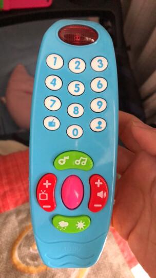 澳贝(AUBY)儿童玩具 学习遥控器 婴幼儿童中英双语认字玩具 463479DS男孩女孩玩具 晒单图