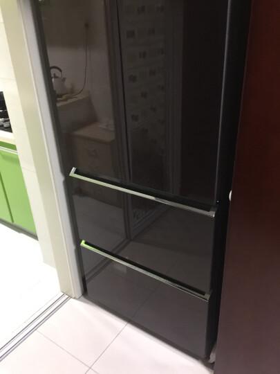 伊莱克斯(Electrolux) 388升 玻璃面板 智能变频风冷无霜 对开多门冰箱 EHE3809GS 晒单图