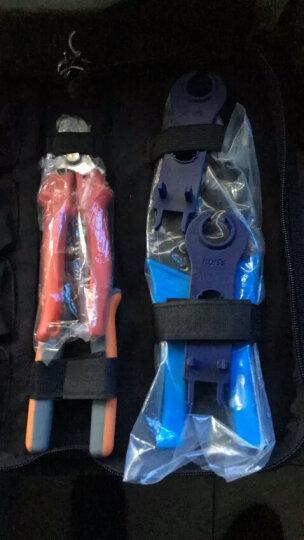 威仕(IWISS) MC4光伏连接器扳手 太阳能端子压线钳套装 家用经济套装 晒单图