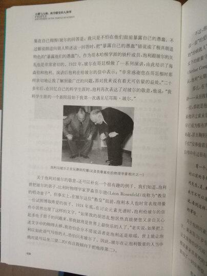 理解科学丛书·小楼与大师:科学殿堂的人和事 晒单图