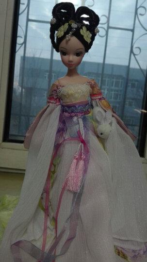 可儿娃娃(Kurhn)中国古装新娘系列 唐韵佳人 古装芭比娃娃 儿童玩具 女孩生日礼物 公主洋娃娃 9070 晒单图