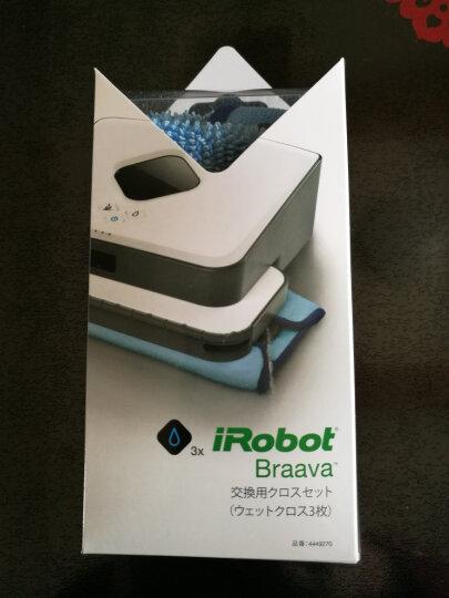 【日本直邮】iRobot/艾罗伯特 Braava jet扫地机器人配件 导航盒 清洁抹布 干抹布 4508608 (10片装) 晒单图