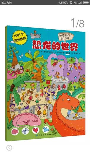1001个视觉挑战:恐龙的世界 寻宝游戏大比拼 晒单图