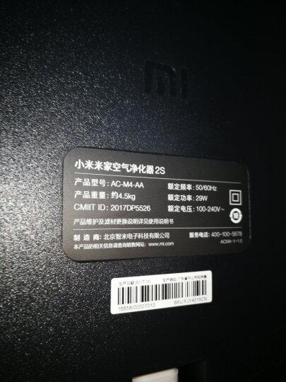 小米(MI)空气净化器滤芯 经济版 小米空气净化器1代、2代通用 晒单图