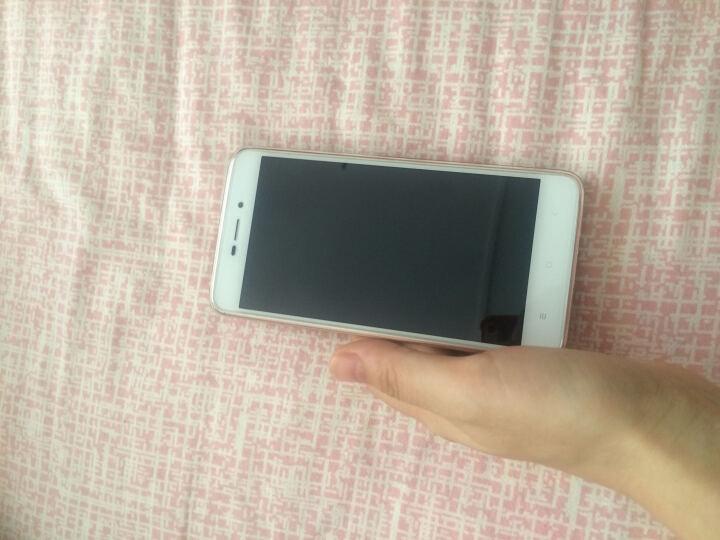 【保险套装】小米 红米 4A 全网通 2GB内存 16GB ROM 香槟金色 移动联通电信4G手机 双卡双待 晒单图
