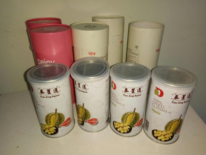 泰国榴莲干进口零食 怕卟怕 泰国金枕头榴莲干冻干水果干 怕卟怕榴莲干2袋60g 晒单图