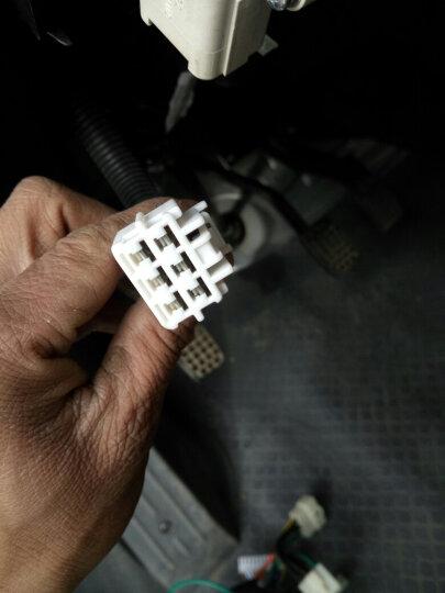 美克杰 车载防盗中控锁汽车中控报警锁带遥控器 五菱荣光V 晒单图