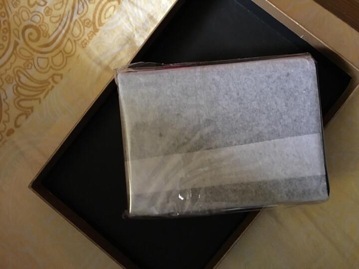 豪爵袋鼠 名片夹男士 卡包卡套包皮卡夹商务信用卡套信用卡包银行卡套1414 咖啡色无LOGO 晒单图