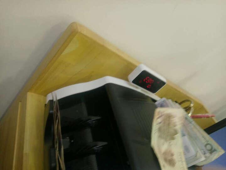 得力(deli) 3925S点钞机智能C类验钞机可旋转屏幕智能语音点钞 晒单图