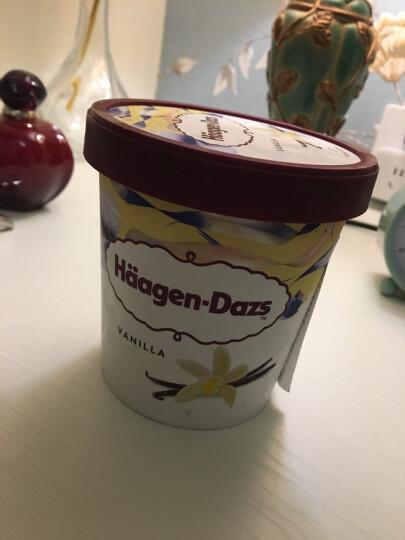中粮法国直采 哈根达斯 品脱香草冰淇淋 430g*2 冰淇淋 晒单图