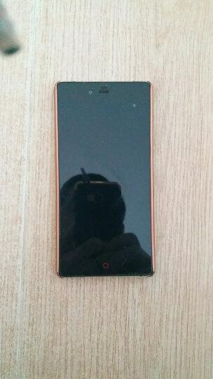 优加 磨砂手机壳保护套 适用于中兴努比亚Z9/Z9 MAX/大牛4/Z9mini/小牛4 5.5英寸-玫瑰金(Z9 MAX) 晒单图