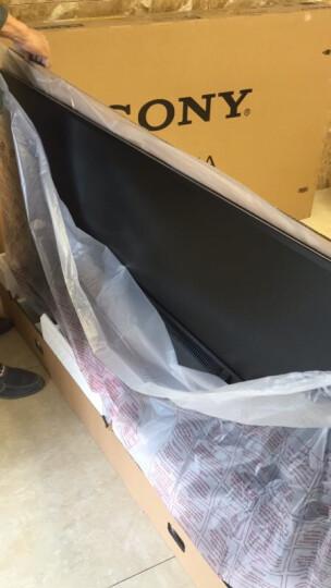 索尼(SONY)KD-75X8566E 75英寸 大屏电视4K 智能网络液晶平板电视 特丽魅彩 HDR(黑色) 晒单图