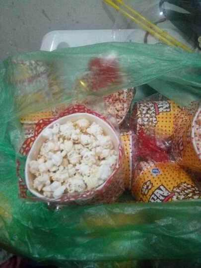 纳丽雅 棉花糖机商用燃气全自动花式拉丝彩色棉花糖机器 棉花糖+爆米花一体机 晒单图