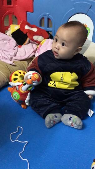 汇乐玩具(HUILE TOYS) 一岁宝宝玩具婴儿早教机1-3岁幼儿童益智玩具电动音乐跳舞 趣味小屋739 晒单图