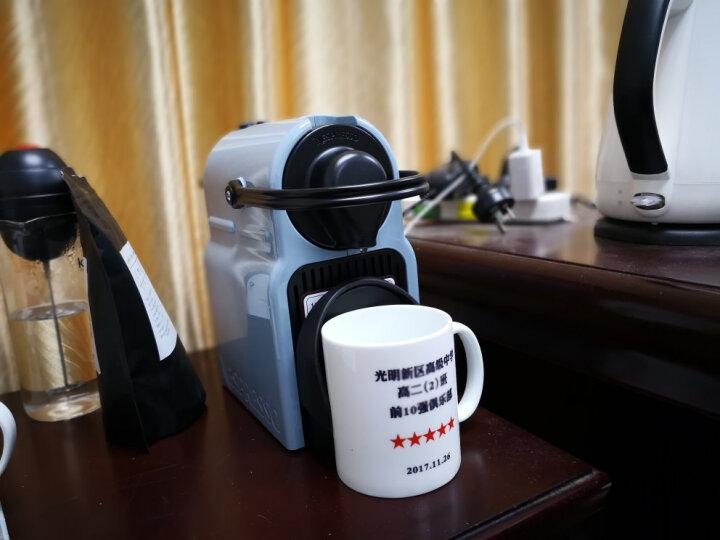 陶瓷杯马克杯定制图片强化瓷diy印制l公司ogo订制照片二维码礼品杯子广告水杯 全白强化瓷1个(少于50个可选) 晒单图
