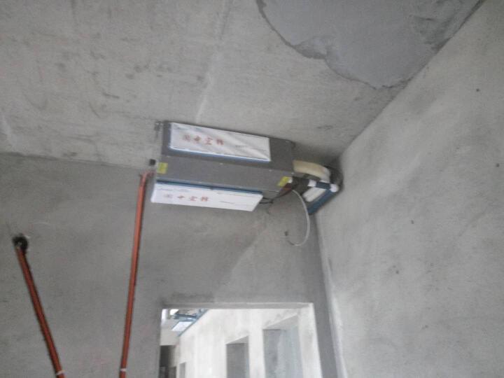 美的(Midea)中央空调全直变频冷暖智能wifi手机小多联一拖三一拖四一拖五一拖六嵌入式中央空调 H140一拖四90-110平方 全直流 晒单图