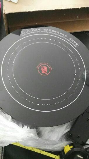 威士浦(VOSPU)商用电陶炉火锅电磁炉嵌入式圆形线控大功率不挑锅火锅炉火锅店用电磁炉 3000W DT328 需用16A插座 晒单图