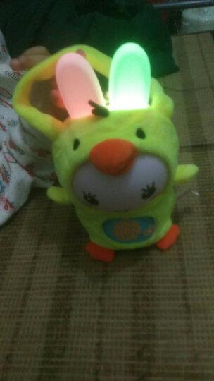 火火兔 G6早教机故事机婴幼儿童宝宝益智玩具 wifi款G63蓝色(防摔包+8G) 晒单图