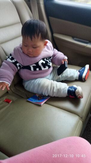 回力儿童帆布鞋宝宝学步鞋1-3岁小孩布鞋女童休闲单鞋女孩春夏鞋 浅蓝色 18码内长约12.5cm 晒单图