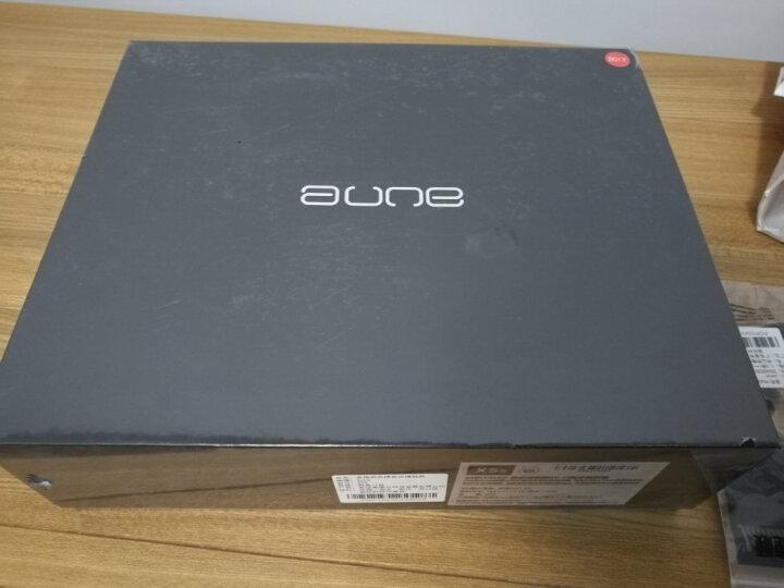 aune x5s 台式HiFi播放器 双时钟母带级DSD WAV APE无损音乐播放器 书架音响伴侣 银色 晒单图
