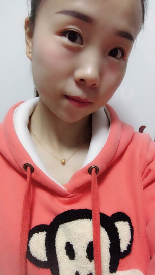 周大福(CHOW TAI FOOK)精致蛇骨链18K金项链 E77 1380 40cm 晒单图