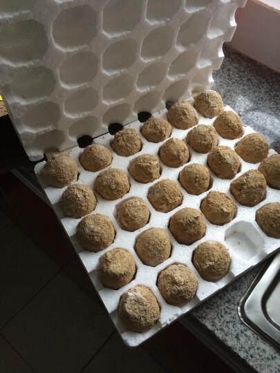 聚怀斋 河南特产鸡蛋变蛋30枚 1.5kg 无铅皮蛋 松花蛋 晒单图