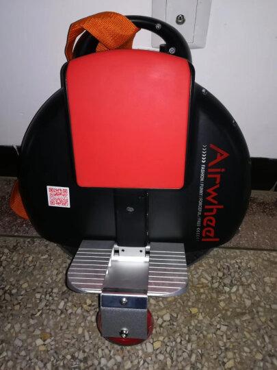 Airwheel 爱尔威电动独轮车X3 智能火星车 自平衡车 思维车 代步车 黑170wh-20公里 晒单图