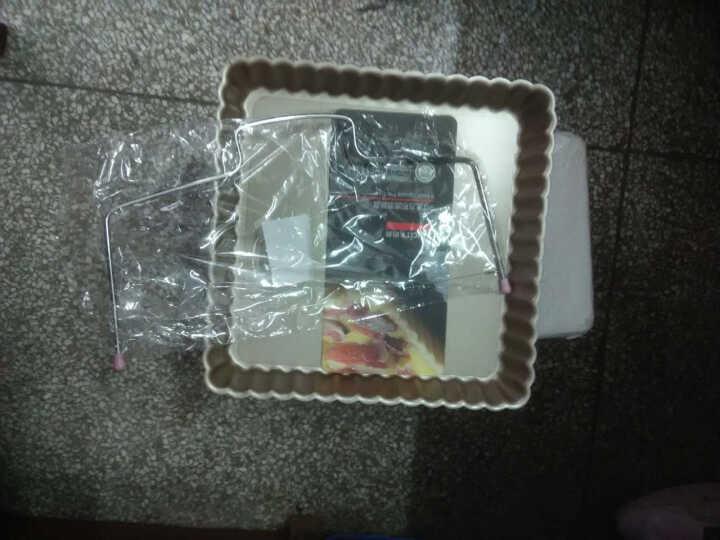 阳晨 烘焙工具蛋糕分割器分层器面包分片切片器夹层切割器蛋糕锯刀 分层器 晒单图