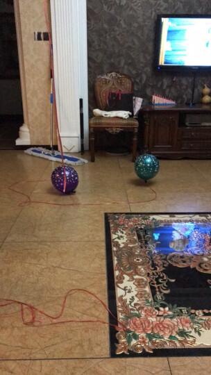 EVERTSBALLOON/维曼加厚/圆形乳胶气球玩具/生日结婚装饰*12英寸印花星星 量星随机混色50个 晒单图