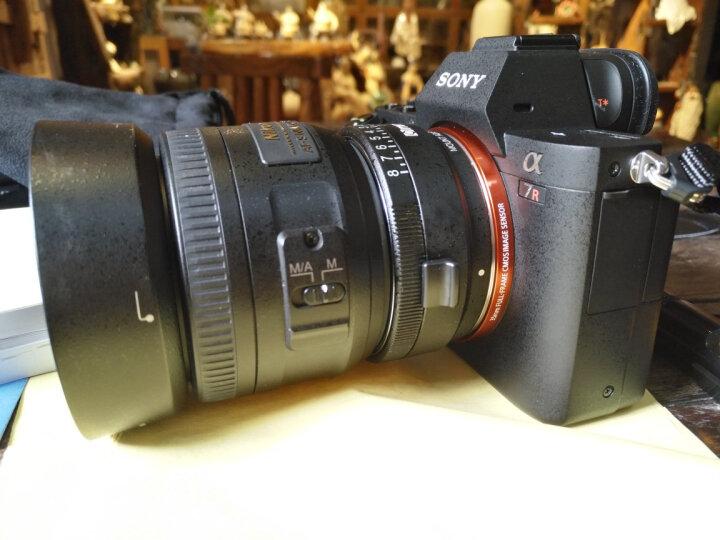 咔莱 尼康镜头转接索尼E卡口相机 转接环  晒单图