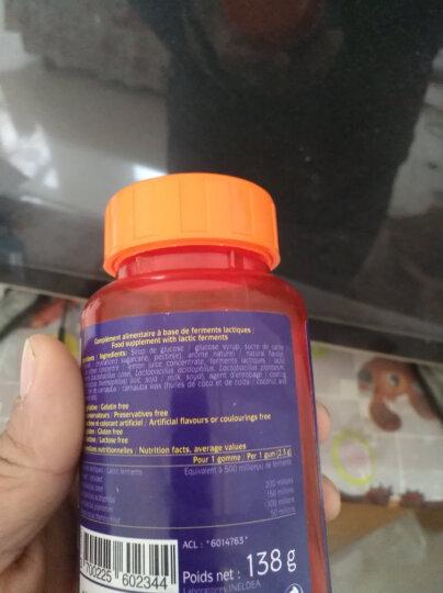 佩迪克(PEDIAKID) 法国佩蒂克 婴幼儿益生菌 调理肠胃抗过敏 乳酸菌 小熊软糖60粒装助消化过敏免疫 晒单图
