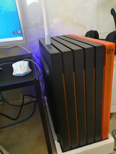 威龙远航 酷睿i5升八代i3 8100/8//360G 办公游戏台式组装电脑主机/DIY组装机 酷睿i7+8G+GTX1050 晒单图
