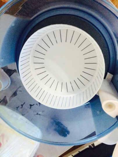 百易 家用洗菜机 全自动厨房臭氧清洗机多功能活氧蔬菜果蔬机 定时电脑版 V-66红色 晒单图