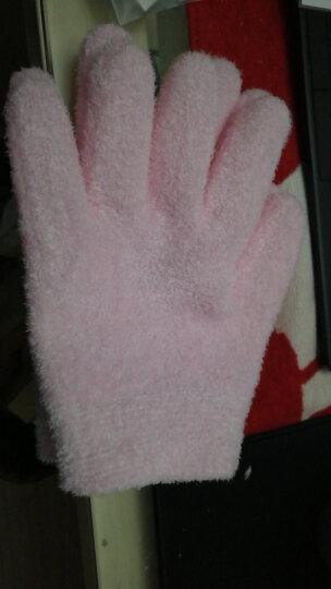 FaSoLa免洗型凝胶手套足套补水保湿嫩白美容精油保养护理手套脚套 凝胶护手套1双 晒单图