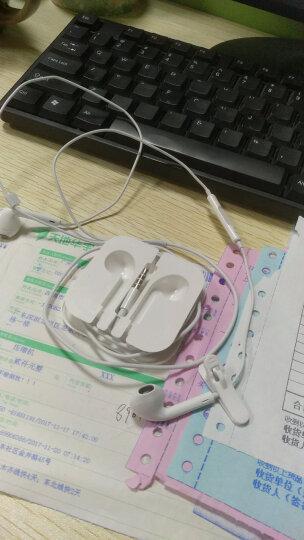 美斯捷 手机耳机入耳式线控带麦重低音 华为畅玩7x/畅享7s/华为麦芒5 晒单图