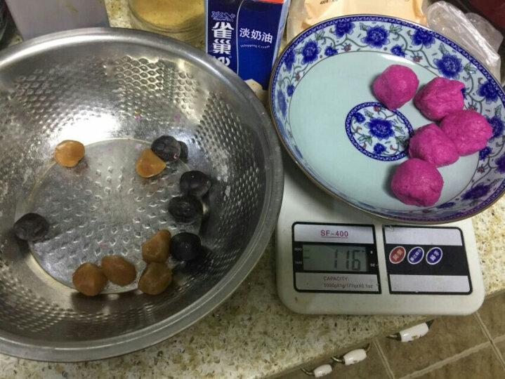 泰国进口 三象牌水磨糯米粉 500G 汤圆粉雪媚娘冰皮月饼糍粑原料 晒单图