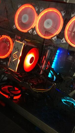 魔炼者(MAGIC-REFINER)MK7方键帽固定青轴混光108键可拆卸手托吃鸡专业全真游戏机械键盘金属面板 晒单图
