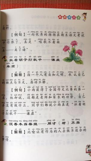 歇后语大全(注音彩绘本)/小学语文新课标必读丛书 晒单图