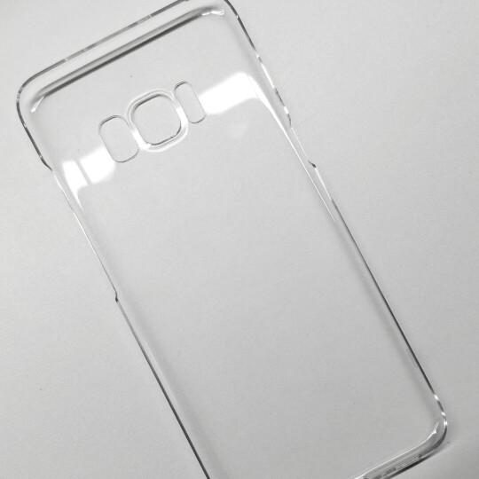 第一卫 三星s8/s9钢化膜S8+/plus手机贴膜全屏全覆盖3D曲面高清抗蓝光防摔玻璃 S8+ 蓝光款【3D曲面全屏膜 冷雕防指纹】大屏 晒单图